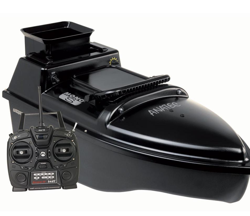 Voici à quoi ressemble un bateau d'amorçage